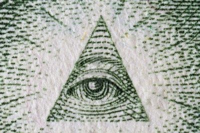 our all-seeing eye of government