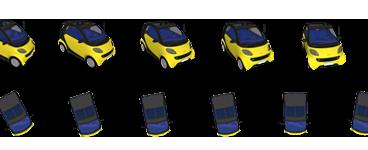 smart car png