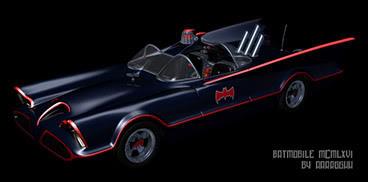 batmobile 1960